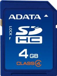 A-data SD 4GB ASDH4GCL4-R в интернет магазине Планета Электроники